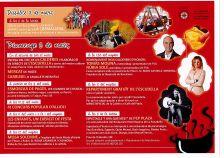 Programa Festa de la Caldera  DISSBTE 2 DE MARÇ  A les 6 de la tarda: Cercavila pels carrers i animació infantil amb el grup La Cremallera.  DIUMENGE 3 DE MARÇ  En el decurs de tot el matí: Encesa del foc de les Calderes i elaboració en directe de l'